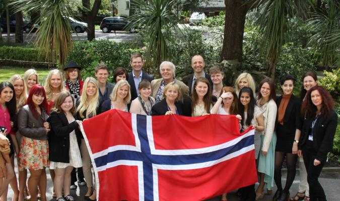 Image result for norway people